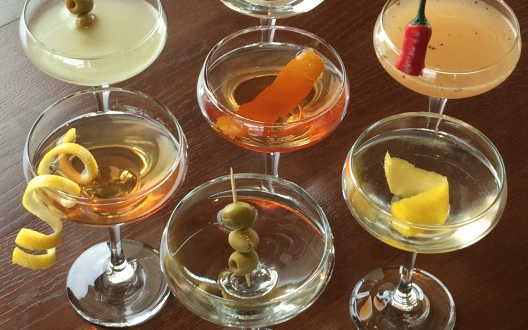 Taste Profile: The Martini and its Variants